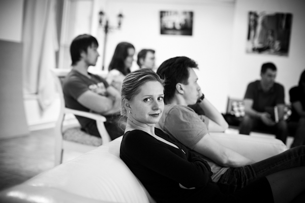 мастер класс Ираклия Шанидзе март 2011