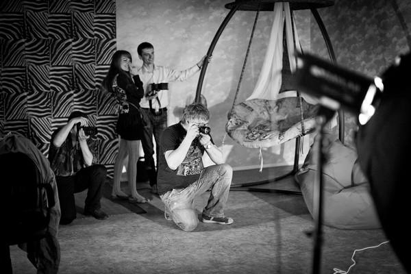 фотоСтудия Небо -фотоотчет с Фотопати