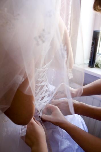 репортаж со свадьбы