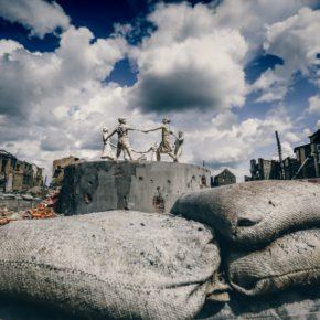 Эту прогулку по руинам Сталинграда я до сих пор не могу забыть!