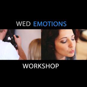 Мастер класс по свадебной видеографии от Студии WEDEMOTIONS !  Санкт-Петербург 21-22 февраля!