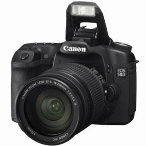 Новинка: Canon EOS 500D
