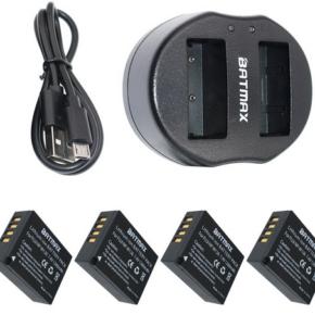 Аккумуляторы для X-T2