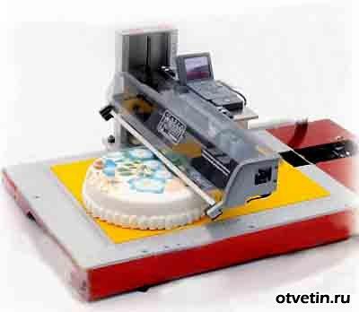 пищевой принтер