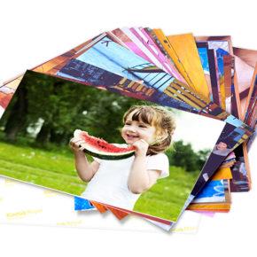 Нюансы при печати фотографий через интернет