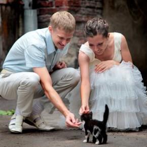 Когда лучше проводить свадебную фотосессию?