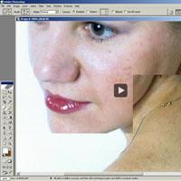 Как отретушировать портрет - 10 советов для начинающих