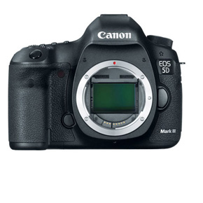 Canon 5D Mark III - наконец в продаже! Ура!
