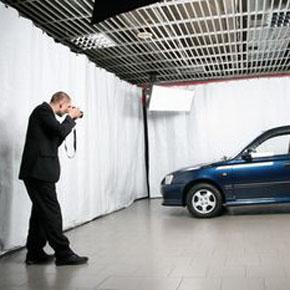 Советы по фотографировании автомобилей