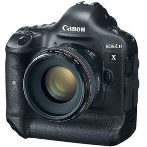 Canon EOS-1D X  новое чудо от Кэнон
