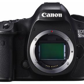 Canon EOS 5DS уже этим летом!