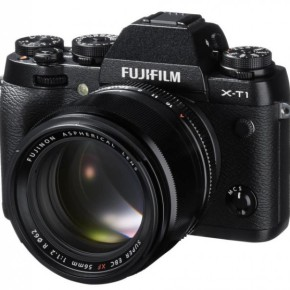 Обзор водостойкой «беззеркалки» Fujifilm X-T1