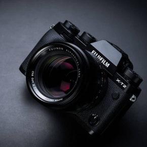 Мои впечатления о Fujifilm x-t2