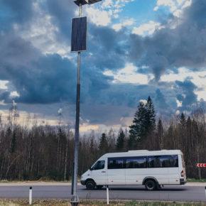 Космические технологии в Новгородской глуши