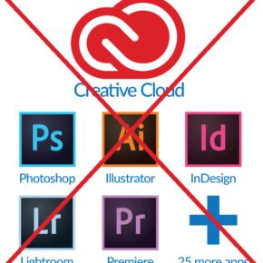 Как удалить adobe creative cloud с компьютера полностью?