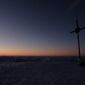 Волшебное утро на высоте 3000 метров над уровнем моря