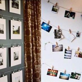 5 вариантов оригинального оформления фотографий