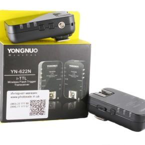Новые синхронизаторы Yongnuo YN-622C для Nikon