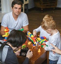 """Workshop """"Жанровая семейная фотография"""" - отчет о мероприятии"""