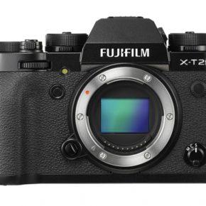 Анонс: Fujifilm X-T2S