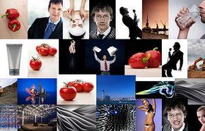 Популярные фотобанки